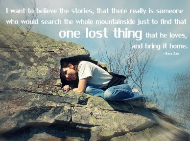 One Lost Thing
