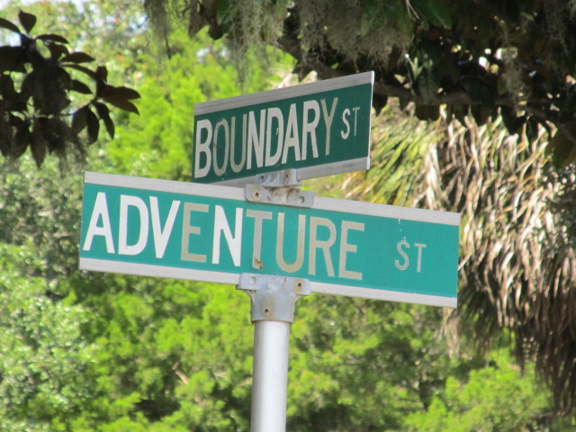 boundary and adventure